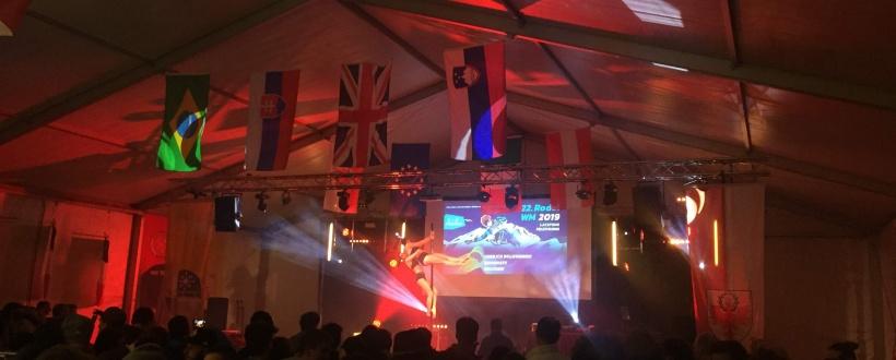 Rodelweltmeisterschaft Latsfons 2019